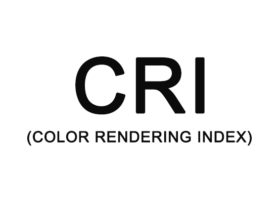 What's the CRI  and why is CRI important in LED lighting?
