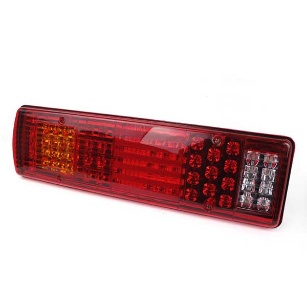 24inch 64LEDs Camión de Remolque Luz de Freno Tail Light Brake Light